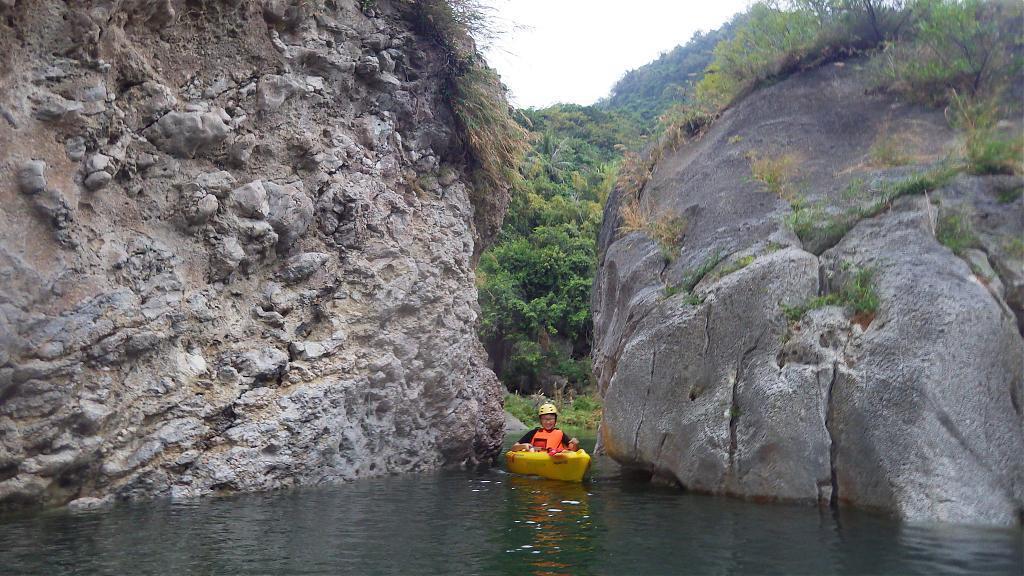 ▲台東馬武窋溪獨木舟體驗。(圖/Tripbaa趣吧!亞洲自由行專家)