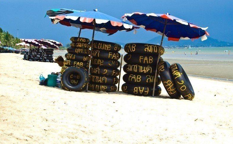 ▲泰國邦賢海灘。(圖/攝影者:Peter Zoon, Flickr CC Lic...