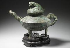 英藝廊拍賣圓明園被劫青銅器 中國文物局強烈譴責