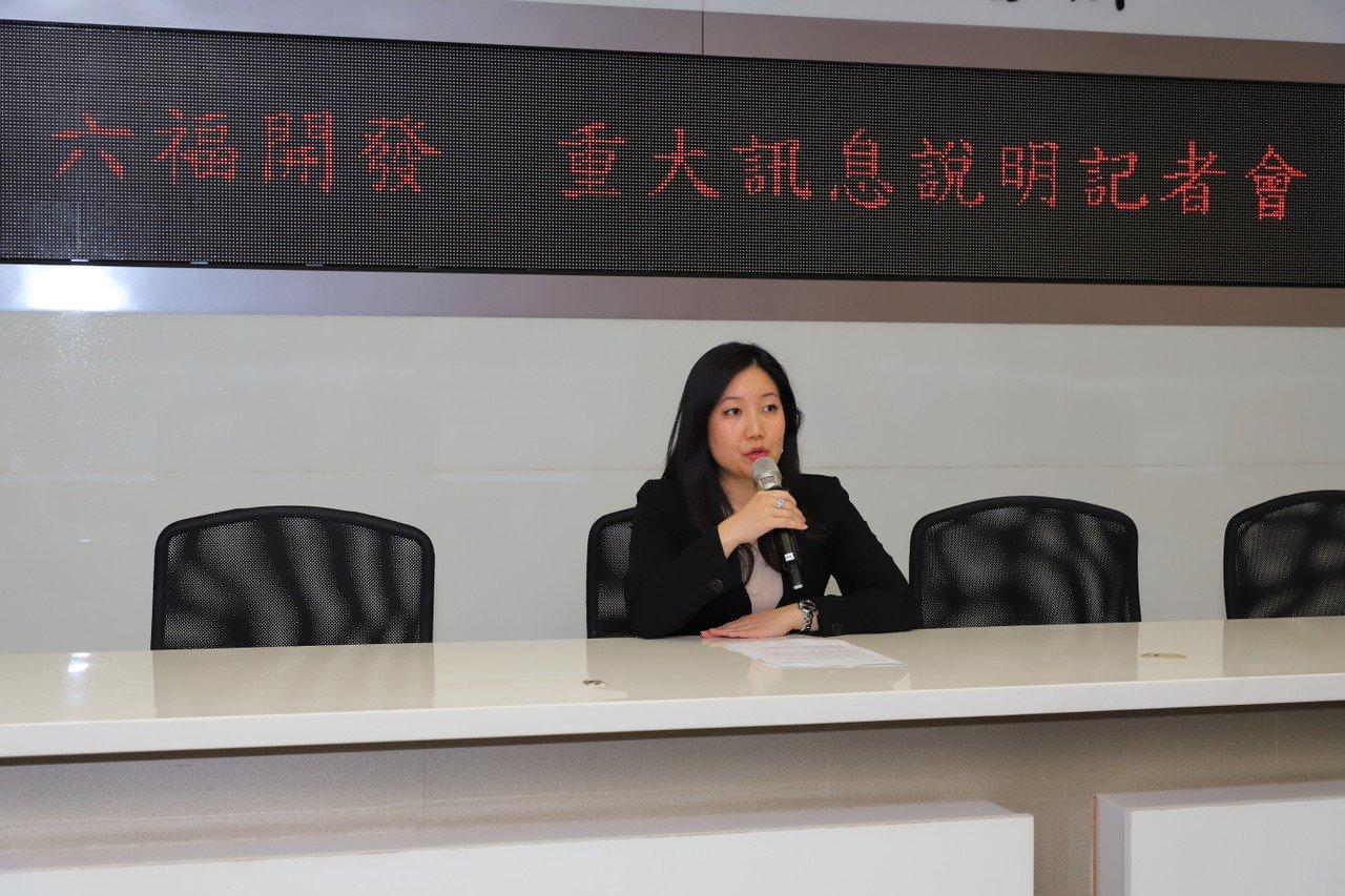 六福旅遊集團執行長莊豐如表示,未來六福皇宮這個高端品牌,仍將尋求其他開發機會,繼...