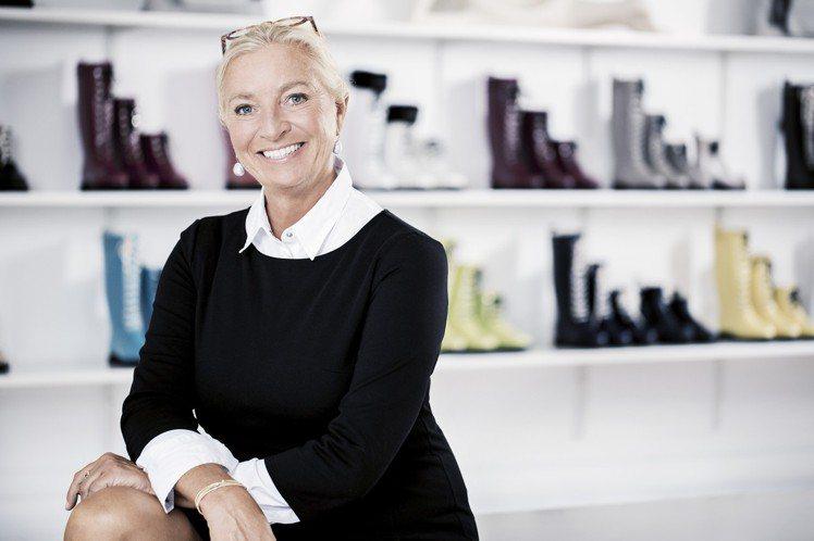 品牌創始人Ilse Jacobson特別來台為旗艦店開幕剪綵。圖/ILSE JA...