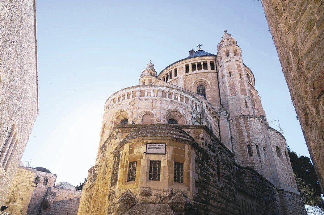 耶路撒冷舊城區內,處處可見具有特殊意義的歷史建築。 記者陳睿中/攝影