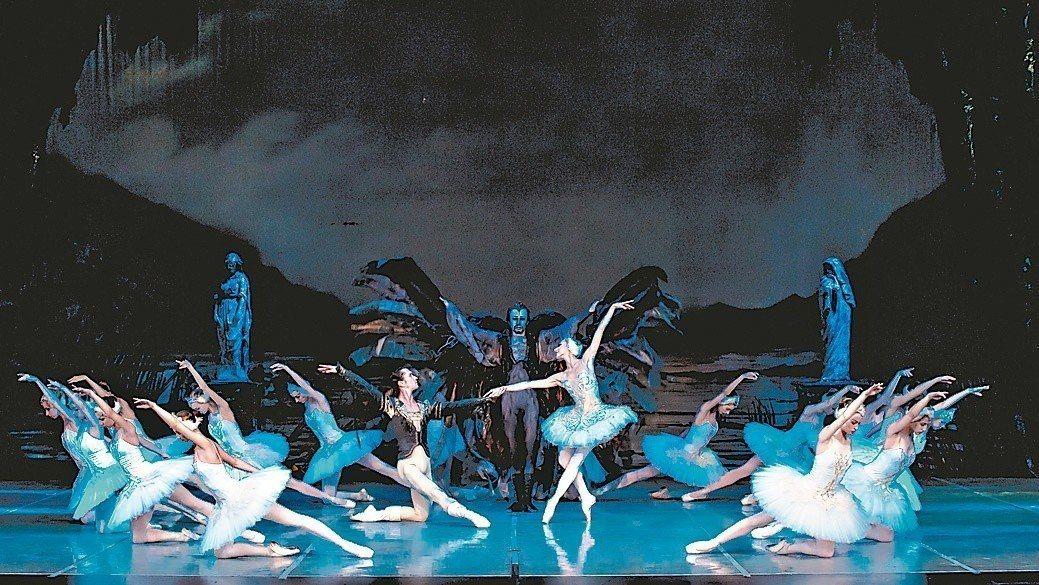 莫斯科古典芭蕾今年八月首度來台演出。 圖╱聯合數位文創提供