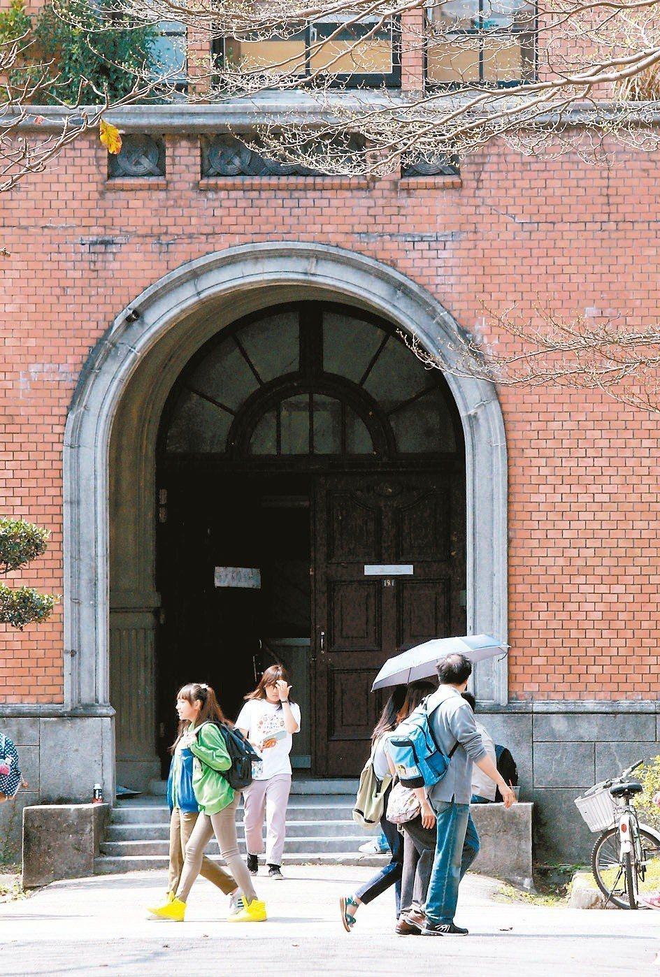大學申請第二階段面試是考生的決勝戰場。 圖/聯合報系資料照片