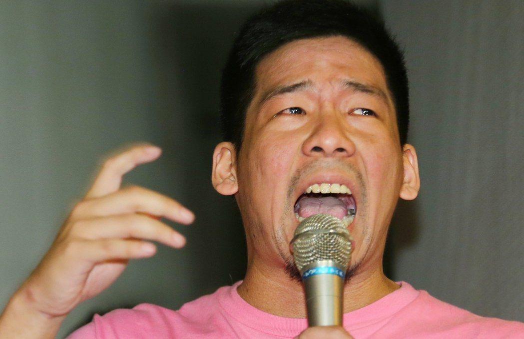王奕凱。 圖/聯合報系資料照片