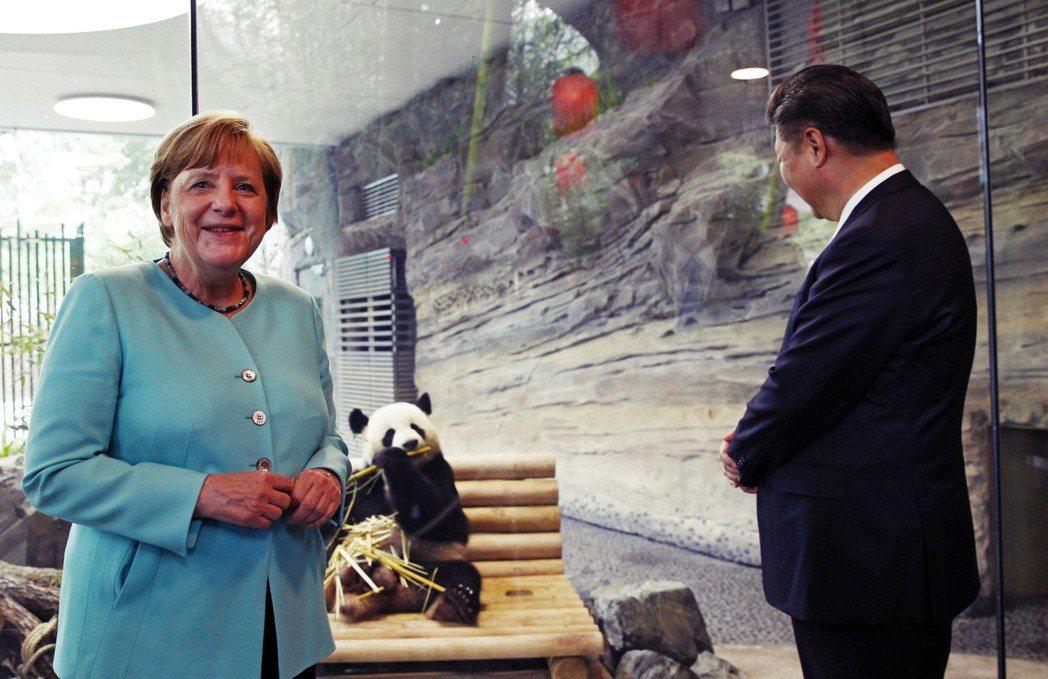 中國的需求可以轉向歐盟國家,使歐盟國家——尤其是德國——增加其對中國的出口。 圖...