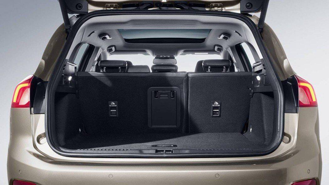 全新Ford Focus擁有較上一代更出色的空間表現。 摘自Ford