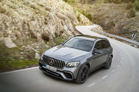 狂暴休旅現身 Mercedes-AMG GLC63/63S Coupé開放預訂
