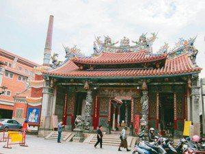 台南五妃廟。