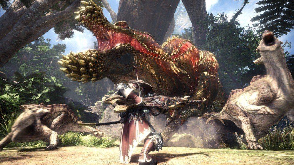 歷戰恐暴龍是許多玩家的惡夢。