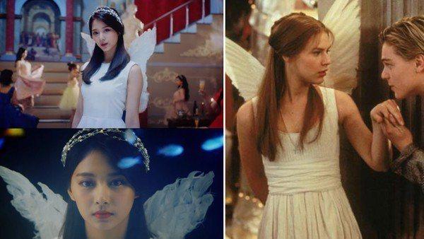 圖/What is Love截圖、羅密歐與茱麗葉劇照,Beauty美人圈提供