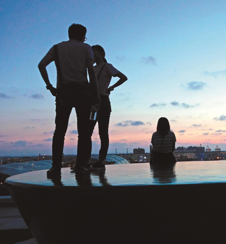 台灣離婚率有逐漸升高的趨勢。 攝影/林瑞慶
