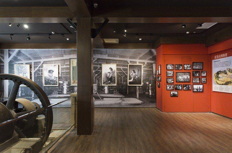 探訪大豹製茶工廠當年的歷史
