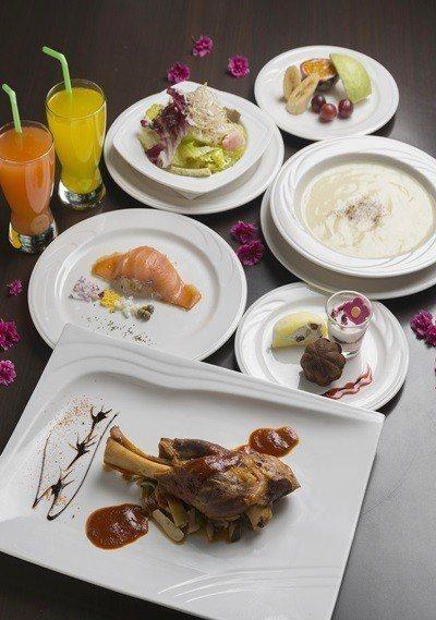 太子西餐廳推出新一季的套餐