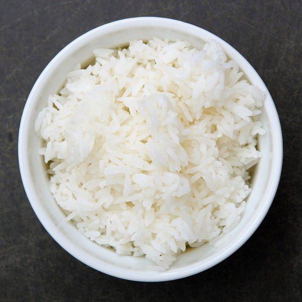 米飯主要成分為澱粉。 圖╱報系資料照