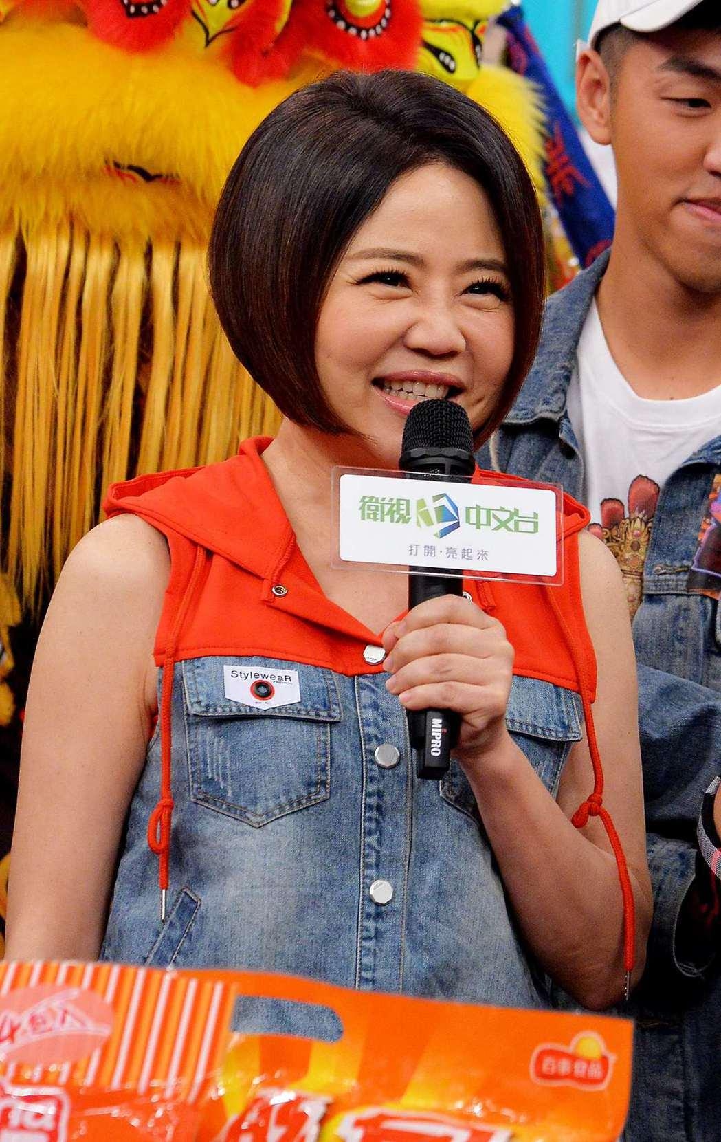 于美人主持衛視中文台新節目「請問你是哪裡人」。圖/衛視中文台提供