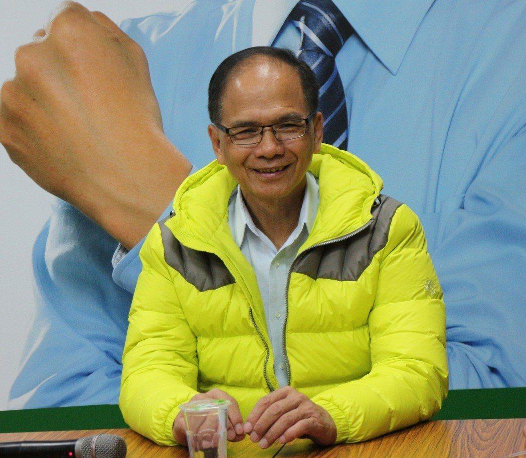 2014年新北市長選舉,民進黨提名的游錫堃已經66歲。 圖/聯合報系資料照片