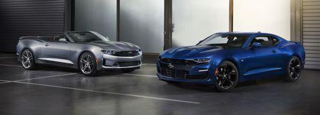 不只兇狠 2019 Chevrolet Camaro大黃蜂 科技小改登場
