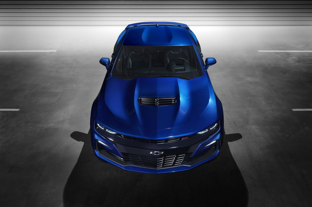 2019 Chevrolet Camaro SS。 摘自Chevrolet