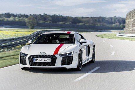 後驅 Audi R8 V10 RWS超跑價格更親民 馬上省2.6萬美元!