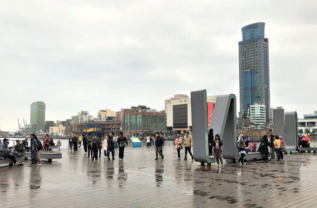 基隆房市輕軌題材來得快,去得也快,基隆第1季推案量僅約9億元。記者游智文/攝影