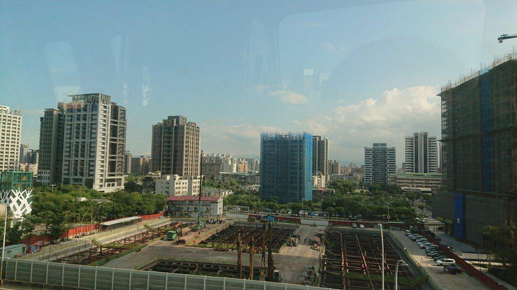 今年首季北台灣推案量最大的區域依序為新莊、內湖、板橋、桃園、竹市東區等地,其中新...