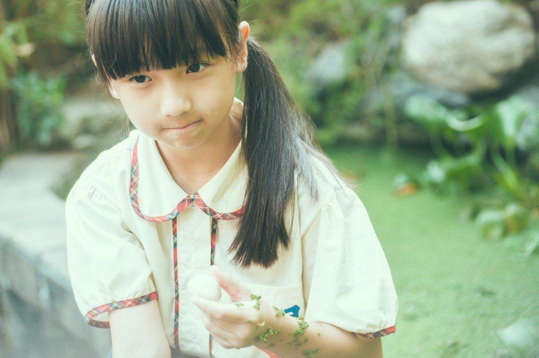 樂樂在「小玩意」中首度擔任女主角。圖/前景提供