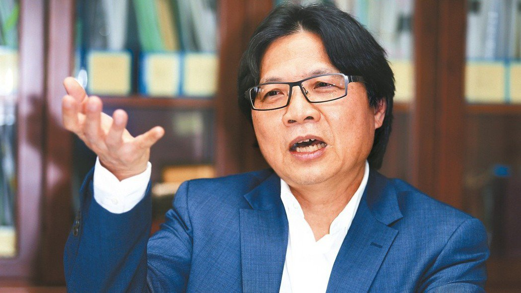 內政部長葉俊榮。 記者曾學仁/攝影