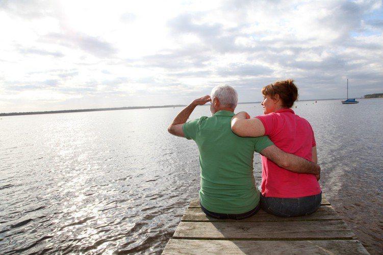 退休生活示意圖。圖片來源/ingimage