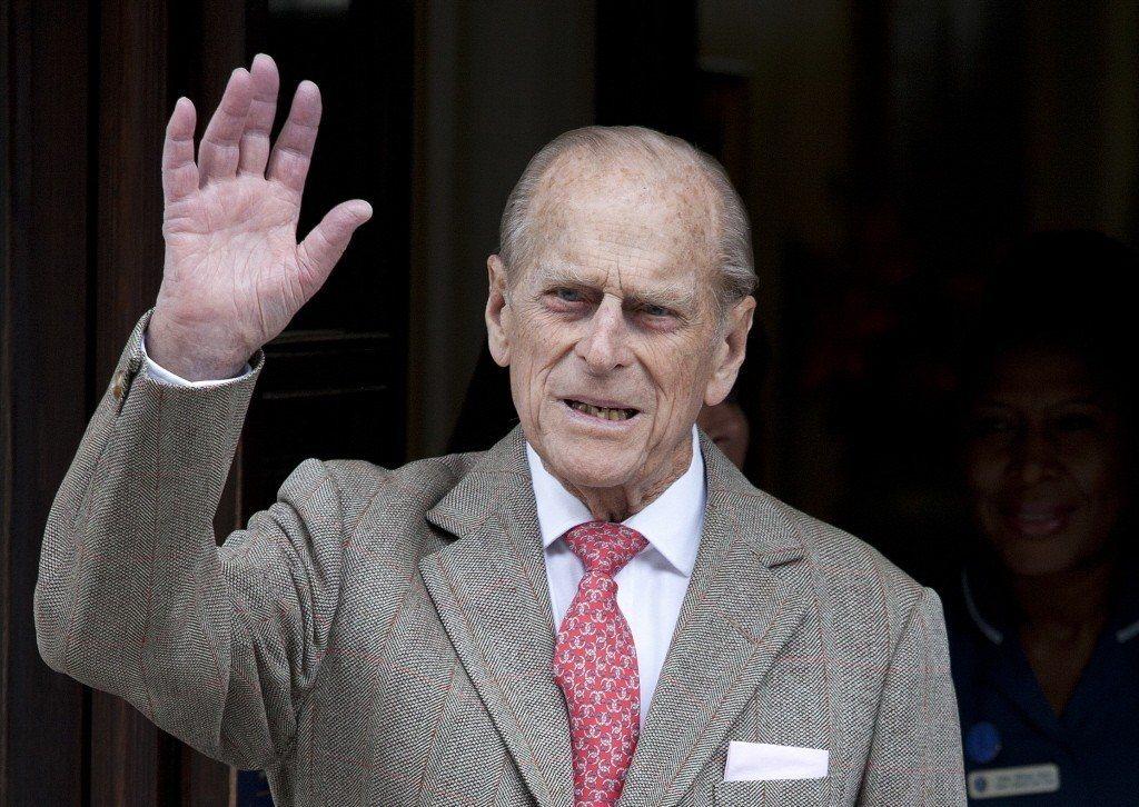 女王伊麗莎白二世的96歲丈夫菲立普親王(Prince Philip)上週接受了髖...