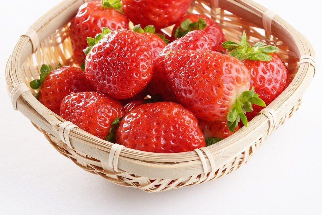 草莓 圖片/ingimage