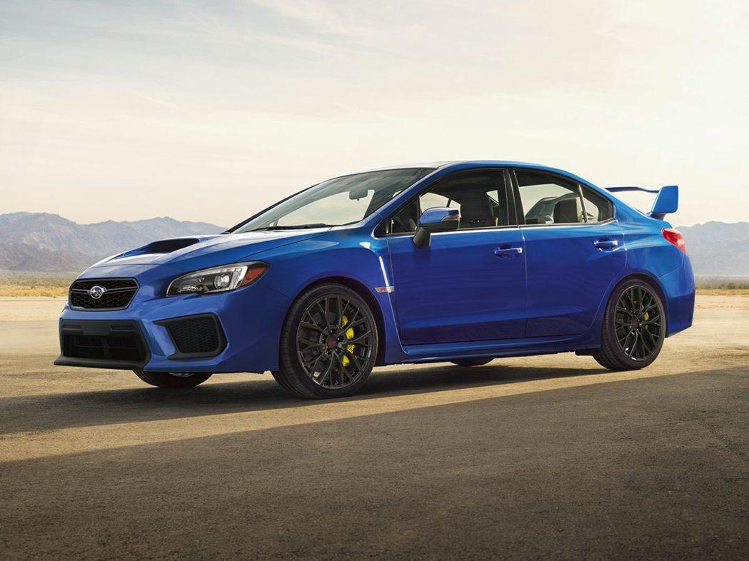 Subaru則是唯一進入榜單前10名的日系品牌。 摘自SUBARU