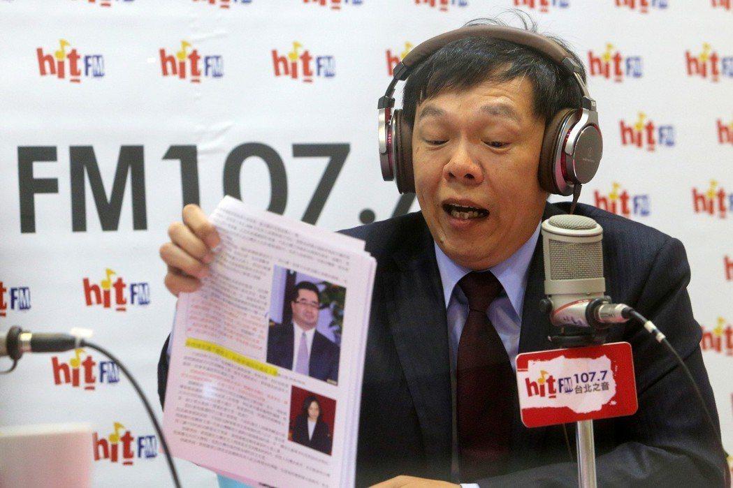 總統府副秘書長姚人多。 圖/聯合報系資料照片