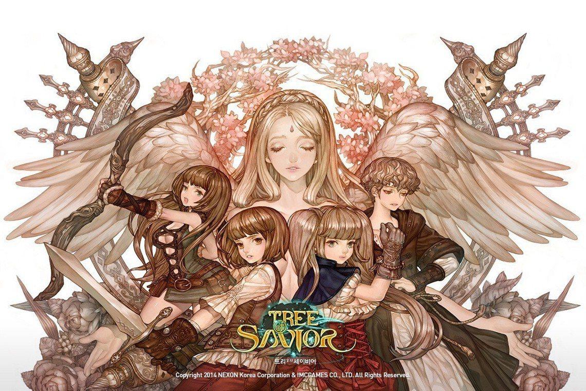 出事的遊戲開發商。 圖/《救世者之樹》트리 오브 세이비어韓國官方宣傳圖