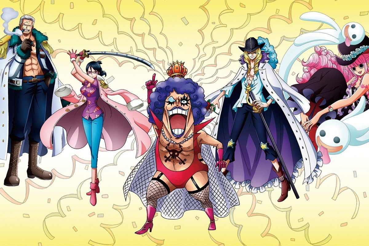 ONE PIECE LIVE ATTRACTION『PHANTOM』全新「幻影集...