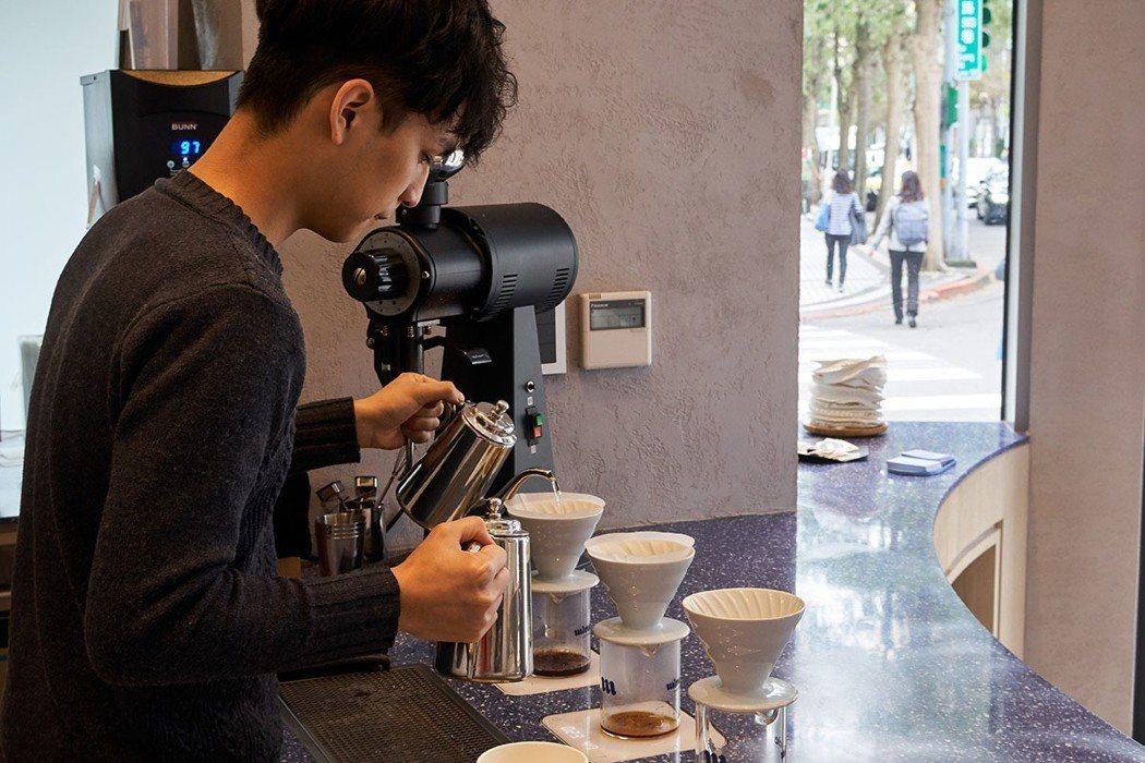 原有S.O咖啡師團隊陣容堅強。