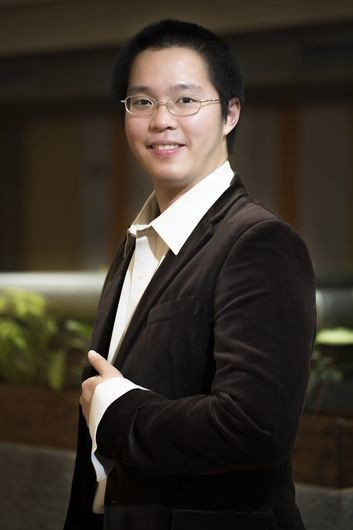 Bravo AI創辦人趙式隆,共同創辦台灣矽谷創業家協會。葉俊宏攝影