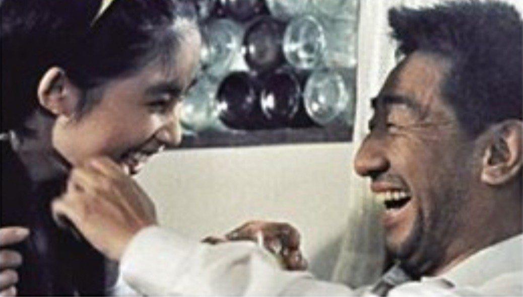 孫越與劉瑞琪在「搭錯車」有不少動人對手戲。圖/摘自alchetron