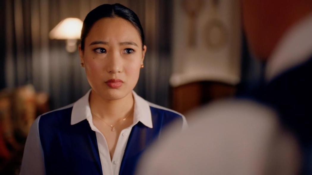 越南籍華裔女星Xana Tang將飾演花木蘭的姊妹。圖/摘自imdb