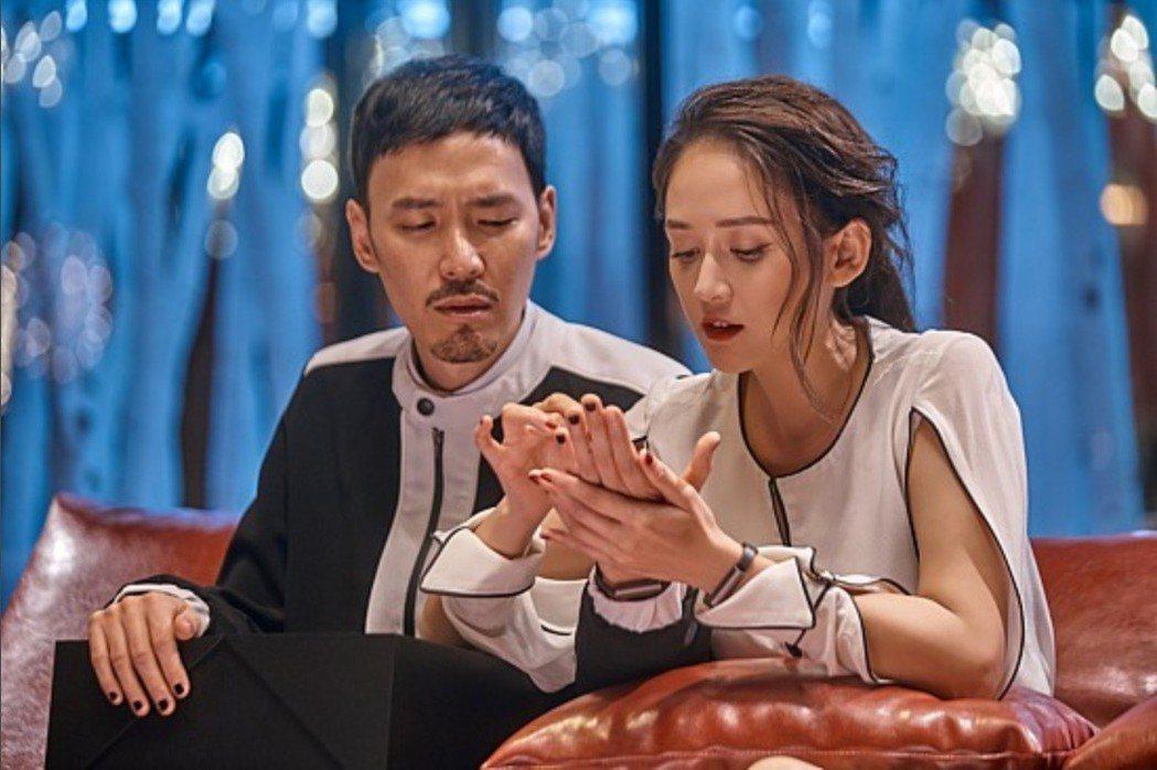 「市長夫人的秘密」張少懷與陳喬恩有多場精彩對手戲。圖/威視提供