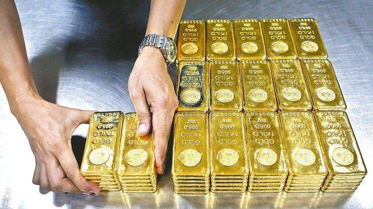 法國巴黎銀行高層透露,自從中美爆發貿易摩擦,不少頂級財富管理客戶開始買進實體黃金...