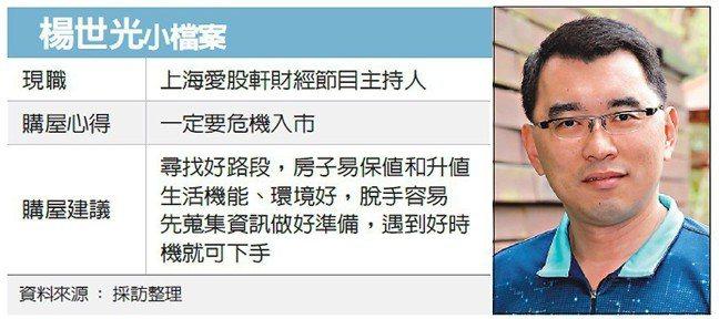 楊世光小檔案 圖/經濟日報提供