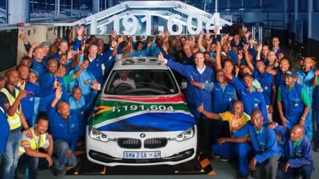 (影音) 走過35個年頭 BMW 3-Series Sedan南非生產線退役