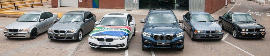 BMW在南非Rosslyn工廠,往後將生產全新X3(G01)。 摘自BMW