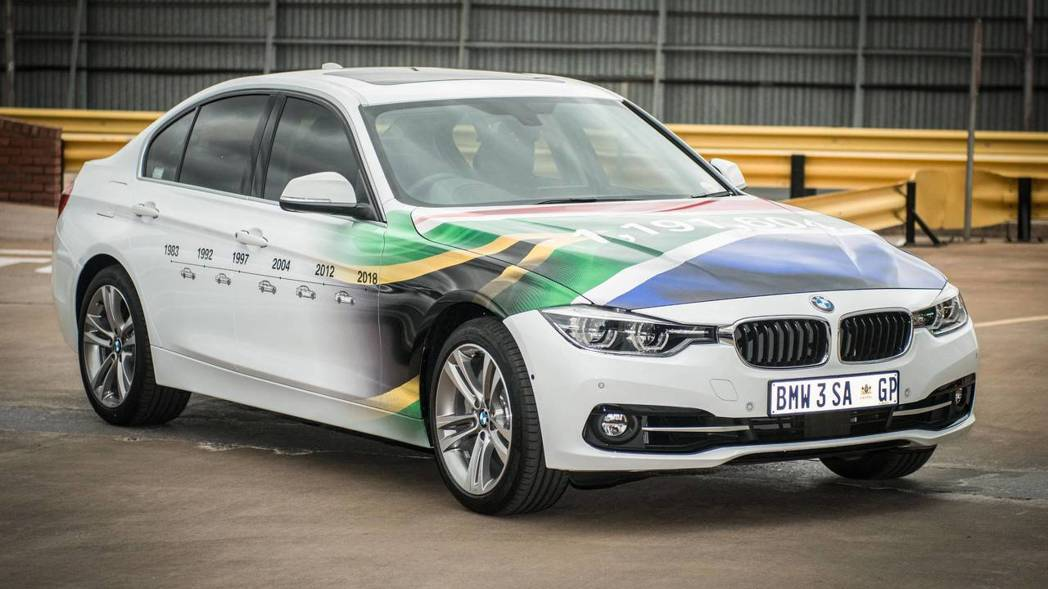 現行版F30的貢獻,也隨著新世代3-Series即將發表而告一個尾聲。 摘自BMW