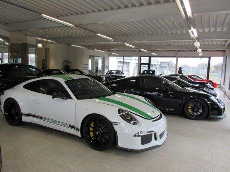 Porsche 911 R近全新釋出 天價令人乍舌