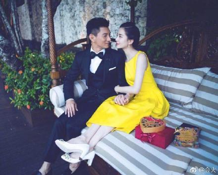 吳奇隆、劉詩詩結婚3年依然甜蜜恩愛。圖/摘自網路