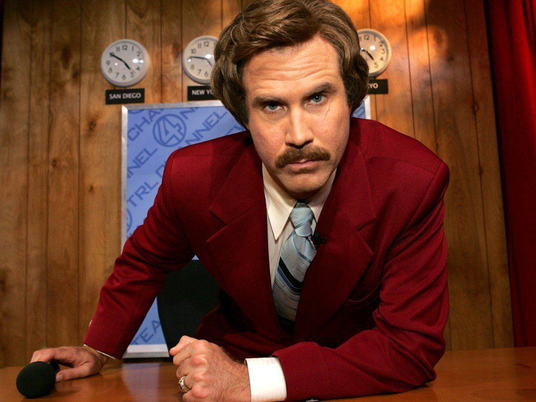 威爾法洛曾演過「銀幕大角頭」、「家有兩個爸」等喜劇電影。圖/摘自推特