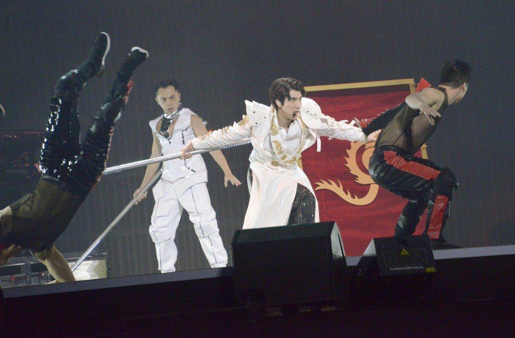 王力宏13、14日在北京開唱。圖/宏聲音樂提供