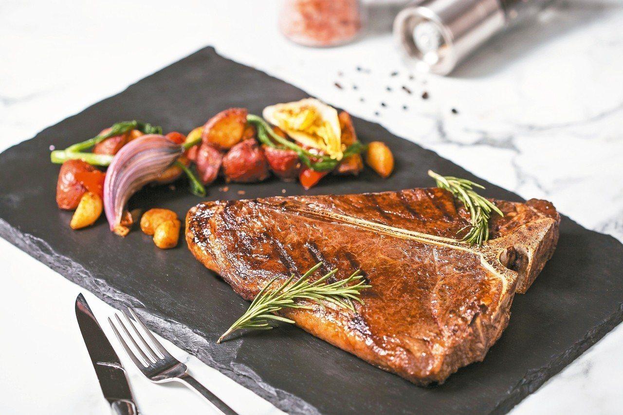 寒舍艾麗La Farfalla義式餐廳推出12道春季新主菜。 圖/寒舍艾麗提供